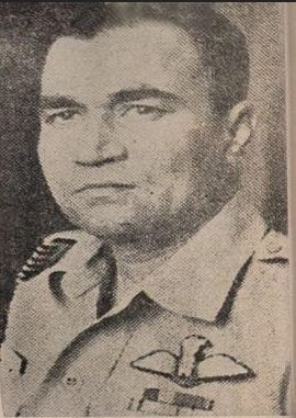Wing Commander , K.K. Saini , Vir Chakra
